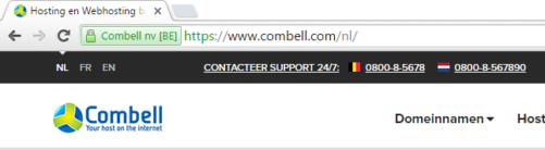 Combell SSL